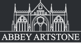 abbey art stone logo